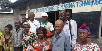 Radio : La coopérative des maraîchers de Masina Tshwengé en RDC