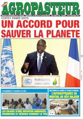 Agropasteur n°92 - décembre 2015