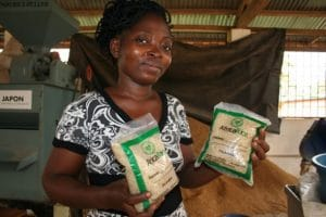 Rice: Africa's Ticket Out of Poverty