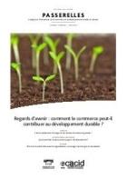 Revue Passerelles : comment le commerce peut-il contribuer au développement durable ?