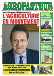 Agropasteur n°94 - février 2016