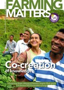 Farming Matters: Co-creation of knowledge