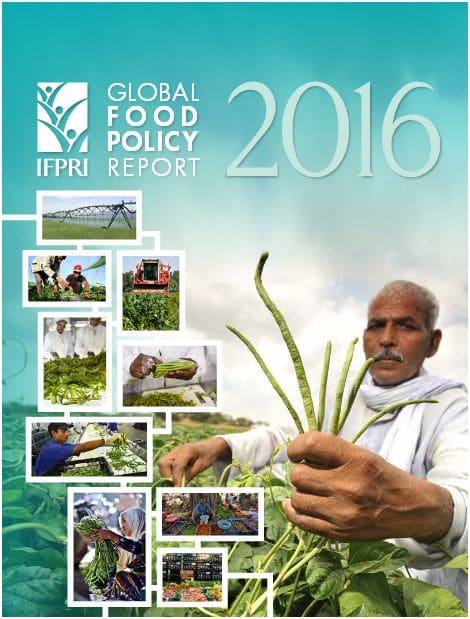 Rapport sur les politiques alimentaires mondiales 2016