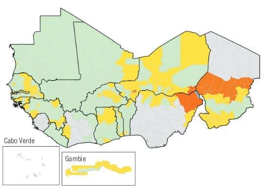 Afrique de l'Ouest : une campagne agropastorale globalement bonne, mais la malnutrition perdure