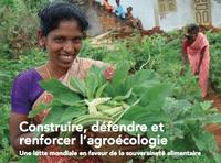 Construire, défendre et  renforcer l'agroécologie