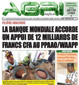 Agri-Infos n°92 (mai 2016)