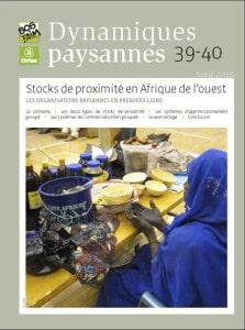 Dynamiques paysannes : Stocks de proximité en Afrique de l'Ouest