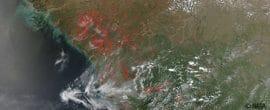 Maps & Facts : les feux illuminent l'Afrique de l'Ouest