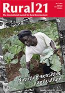 Rural 21 n°50 : Nutrition-sensitive agriculture