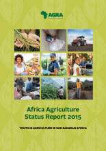 Africa agriculture status report 2015: Youth and agriculture in Sub-Saharan Africa