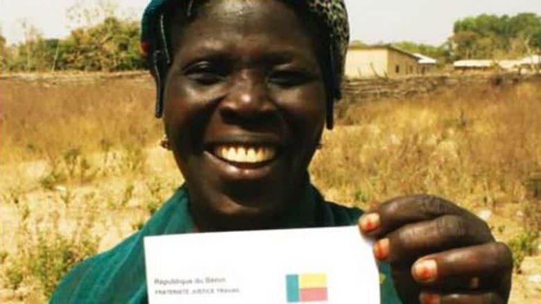 Mieux établir les droits fonciers des femmes et des hommes dans les zones rurales au Bénin