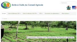 Boîte à Outils du Conseil Agricole