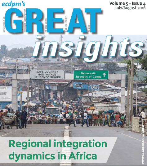 GREAT Insights: Regional integration dynamics in Africa