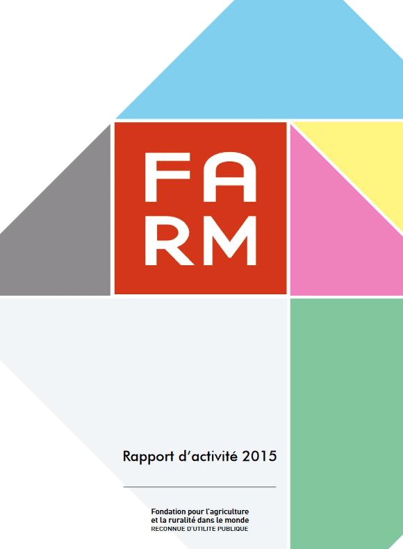 Farm : Rapport d'activités 2015