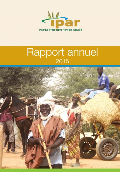 Ipar : Rapport d'activités 2015