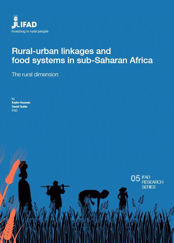 Rural-urban linkages and food systems in sub-Saharan Africa