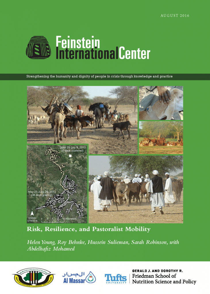 Risk, Resilience, and Pastoralist Mobility in Sudan