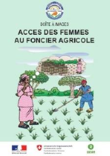 Foncier et femmes : boite à images