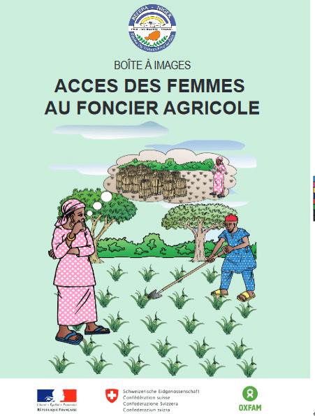 Une boite à images pour l'accès des femmes au foncier