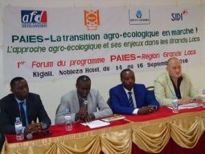 Forum de Kigali sur l'agro-écologie : la transition agro-écologique en marche