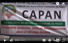 Entretien avec le secrétaire général du Collectif des associations pastorales du Niger