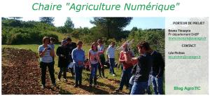 """Chaire """"Agriculture Numérique"""""""
