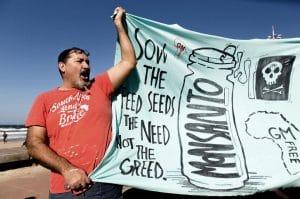 Face aux OGM