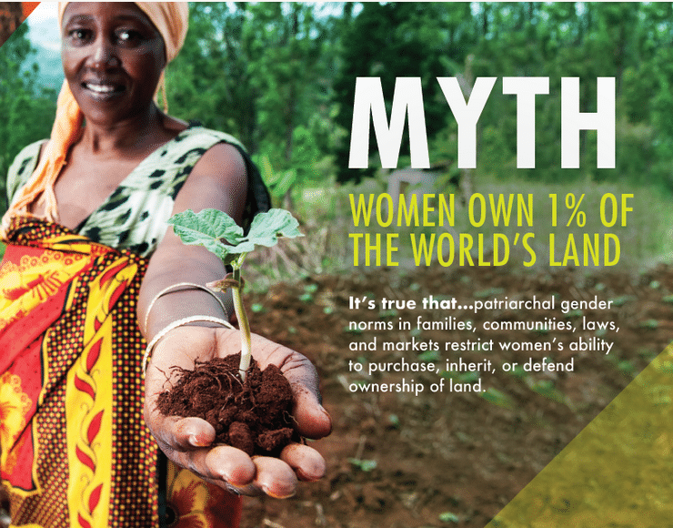 Three myths about rural women