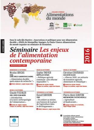 Conférence : Afterres 2050-un scénario de transition agricole, alimentaire et climatique