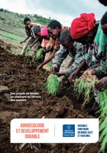 Rapport : agroécologie et développement durable