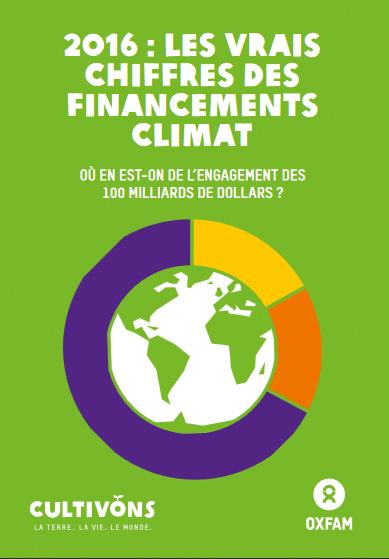Les vrais chiffres des financements climat: Où en est-on de l'engagement des 100 milliards de dollars ?