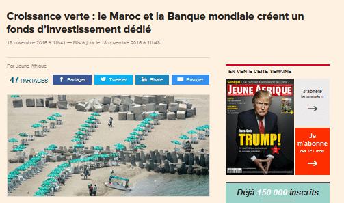 Croissance verte : le Maroc et la Banque mondiale créent un fonds d'investissement dédié