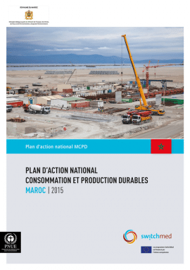 Morocco launches its National Framework Plan on SCP and two sectorial Plans on Sustainable Building and Sustainable Food
