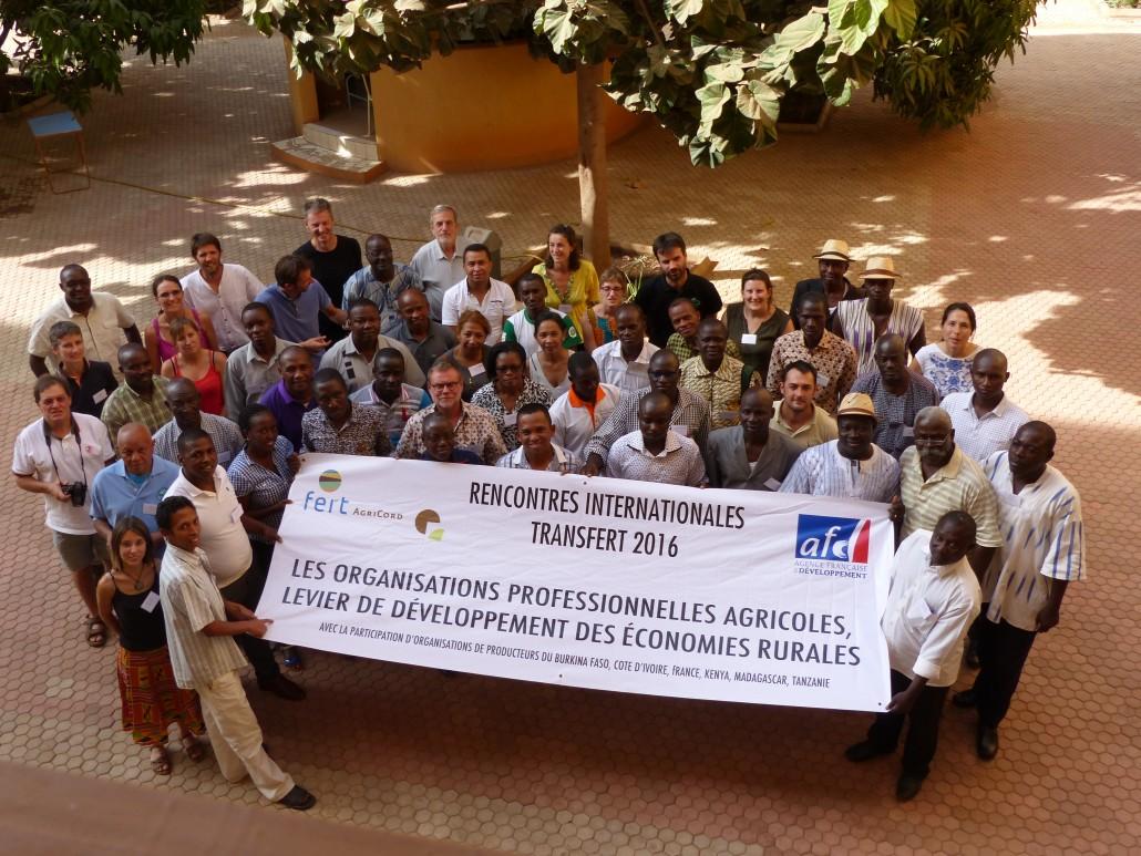 Deuxième rencontre Transfert au Burkina Faso : Place aux élus!