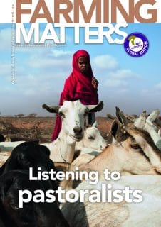Farming Matters: Listening to pastoralists