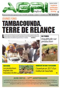 Agri Infos N°97 - Décembre 2016