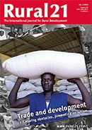 Rural 21: Trade and development (4/2016)
