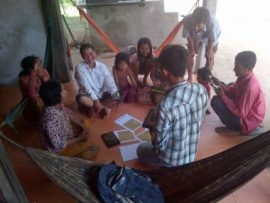Experimental games test efficacy of subsidies to encourage farmers to invest in natural ecosystem services