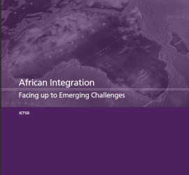 African Integration: Facing up to Emerging Challenges