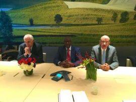 La filière soja au Burkina sera structurée avec la Fondation Avril et Agropol