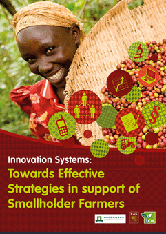 Innovation systems: Publication: Towards effective strategies in support of smallholder farmers