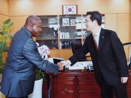 Partenariat Sud-Sud: AfricaRice et la République de Corée redynamisent les programmes de sélection variétale