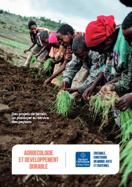 Rapport: Agroécologie et développement durable