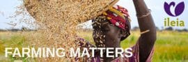 Newsletter: Farming matters - Listening to pastoralists