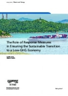 The role of response measures in ensuring the sustainable transition to a low-GHG economy