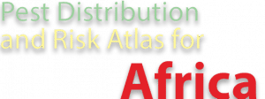 Online Pest Risk Atlas for Africa to combat climate change effects on pest management