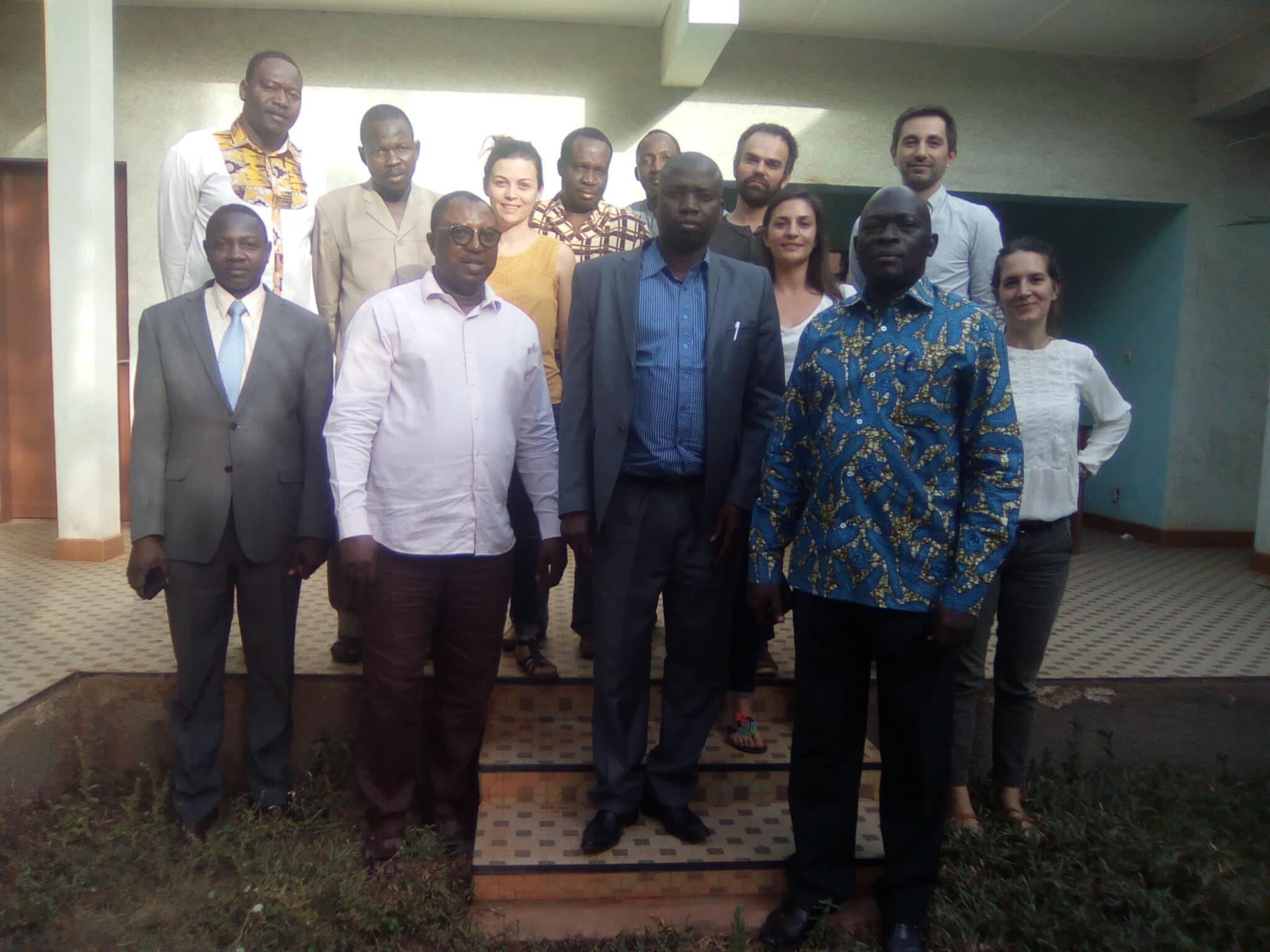 Atelier de réflexion, programmation et coordination du projet régional de Normalisation des Filets Sociaux de Sécurité Alimentaire (NFSSA)