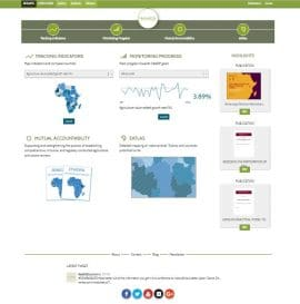 Launch of the new ReSAKSS website: data and knowledge on agricultural policies in Africa