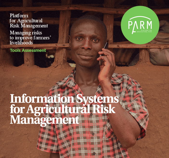 Report: Information Systems for Agricultural Risk Management