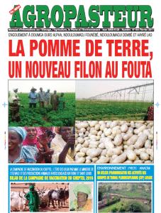 Journal Agropasteur - février 2017